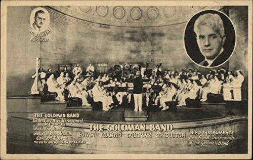 Amazon com: The Goldman Band New York, New York Original
