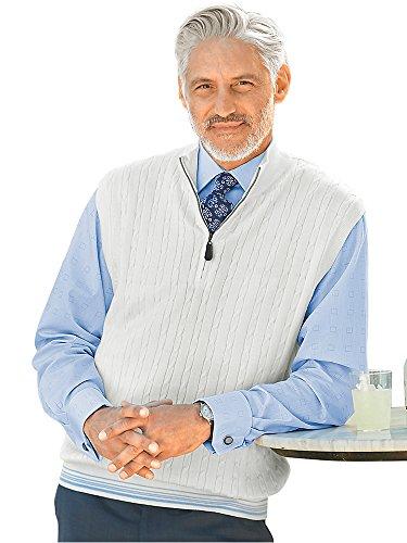 Zip Sweater Vest - 6