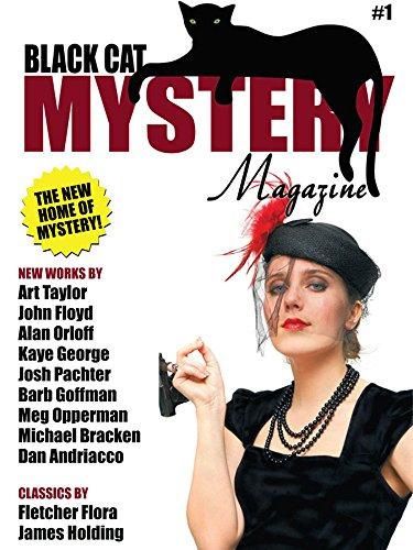 - Black Cat Mystery Magazine #1