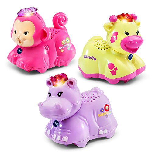 VTech Go! Go! Smart Animals - Zoo Animals  3- Pack