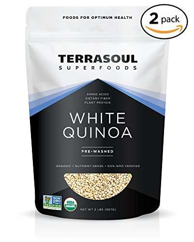 Terrasoul Superfoods Quinoa Organic Pounds product image