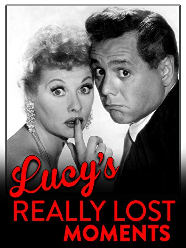 Lucy's Really Lost Moments (1950s Ball Lucille)