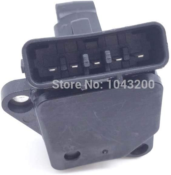 Mass Air Flow Meter 22204-15010 Mass Air Flow Meter Sensor Fit For Toyota Fit For Corolla Chevrolet Fit For Prizm 1.8L Fit For Lexus GS430 SC430 4.3L 22204-0D010 5S2736