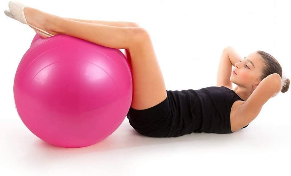 HUANZHCHP Cacahuete Forma Anti-Burst Balón Fitness Pelota De ...