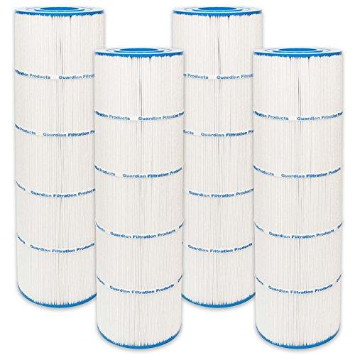 4 Guardian Pool Spa Filter Replaces PA100N, Unicel: C-7487, Filbur: FC-1270, CX870-XRE, C4000 Hayward ()