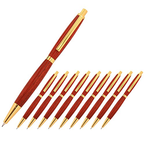 Legacy Woodturning, Slimline Pencil Kit, Many Finishes, Multi-Packs (Wood Turning Pencil Kits compare prices)