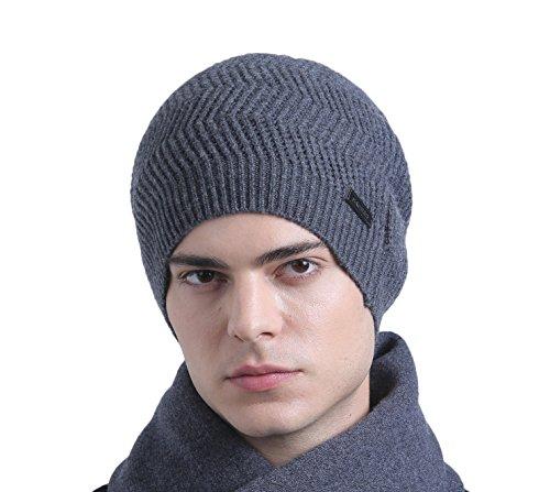 Merino Knit Hat - 1
