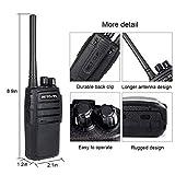 Case of 10,Retevis RT21 Two Way Radios Long Range