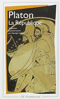 La République par Platon