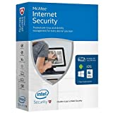 McAfee 2016 Internet Security - Unlimited Devices (PC Software)