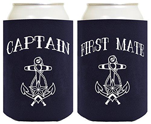 Coolie Captain Nautical Sailing Coolies