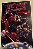 Friday the 13th Jason Vs Jason X Red Foil Cover Comic
