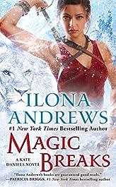Magic Breaks (Kate Daniels Book 7)