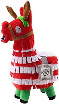 OFFICIAL Fortnite Game Llama Figure Plush Action Toy Lama Loot Toys Gamers Gift