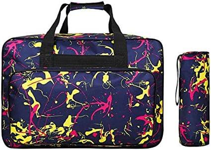 4 Estilos de coser sacos máquina portátil de almacenamiento de bolsa de viaje de gran capacidad de la máquina de coser las herramientas que llevan Fundas de costura del bolso de mano