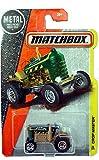 Matchbox, 2016 Crop Master Tractor [Green] 40/125