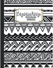 Engineering Graph Paper Notebook: Blueprint Paper for Professionals And Architecture Students