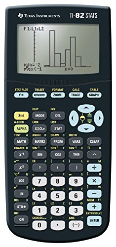 Texas Inst. TI-82 STATS by TEXAS INSTRUMENTS