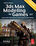 3ds Max Modeling for Games: Insider's Guide to Game Character, Vehicle, and Environment Modeling: Volume I: 1