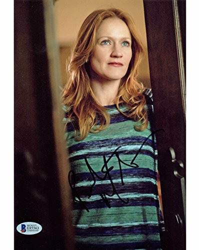 Paula Malcomson Ray Donovan Authentic Signed 8x10 Photo Autographed BAS #E85563