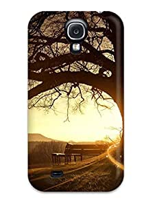Perfect Park Bench Case Cover Skin For Galaxy S4 Phone Case