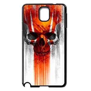 Chinese Skull Custom Phone Case for Samsung Galaxy Note 3 N9000,personalized Chinese Skull Case