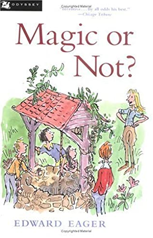 book cover of Magic Or Not?