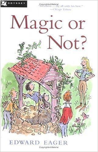 Download Magic Or Not? (Turtleback School & Library Binding Edition) (Odyssey/Harcourt Young Classic) PDF, azw (Kindle), ePub, doc, mobi