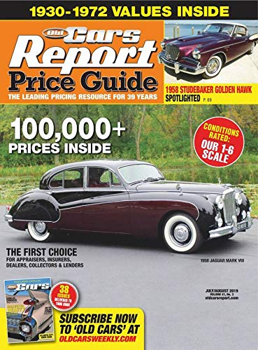 Old Cars Report Price Guide ()