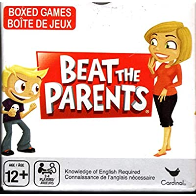 Beat The Parents - Boxed Card Game: Toys & Games