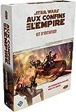 Asmodee - UBISWR01 - Star Wars aux Confins de l'Empire - Kit d'Initiation