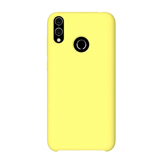 huge selection of d305b e983a Amazon.com: Compatible with Huawei P Smart 2019 Case, Meweri Liquid ...