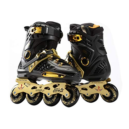Chaussures Professionnelles Skate Chaussures Patins Hommes alignes Roues Une Adultes range de Universal Femmes Patins fantastiques de BBnAqUrw