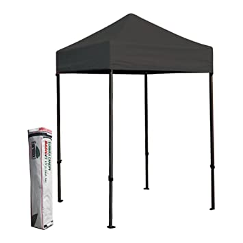 Eurmax Basic 5x5 Ez Pop up Canopy Tent Gazebo with Carry Bag (Black)  sc 1 st  Amazon.com : ez tent canopy - memphite.com