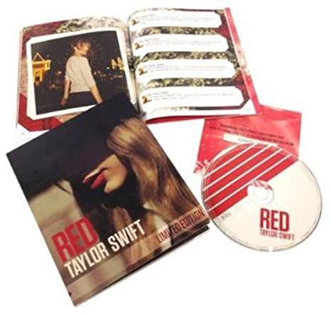 Taylor Swift Red Deluxe Edition Amazon Com Music