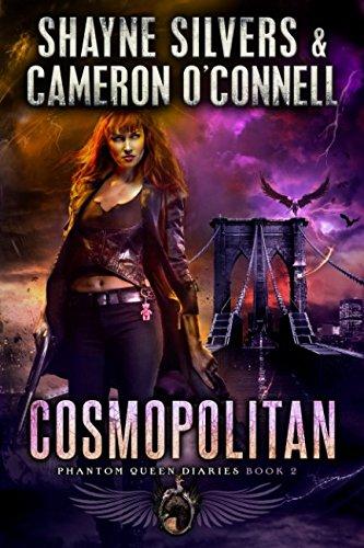 Cosmopolitan: Phantom Queen Book 2 - A Temple Verse Series (The Phantom Queen - Verses Book