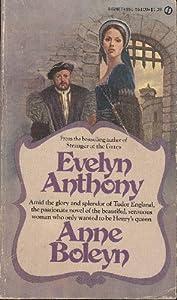 Mass Market Paperback Anne Boleyn (Signet 451 Y6109) Book