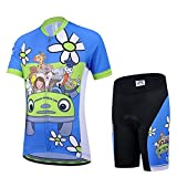 Children Jersey Set - Jacket Outdoor Clothing Shorts Kids Riding Equipment-505