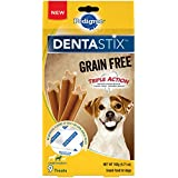 Pedigree DENTASTIX Grain Free Dental Treats for Small/Medium Dogs (7, 9-Count Packs)