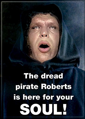 Ata-Boy The Princess Bride 'Dread Pirate Roberts' 2.5