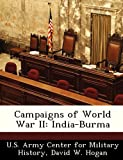 Campaigns of World War Ii, David W. Hogan, 1249453526