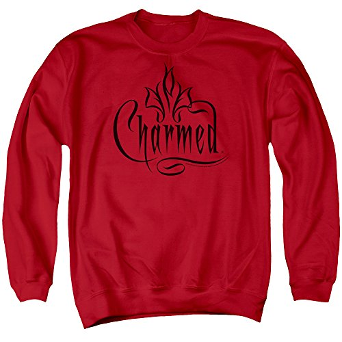 Charmed - Charmed Logo Adult Crewneck Sweatshirt