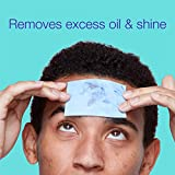 Clean & Clear Oil Absorbing Facial Sheets, 6 pack