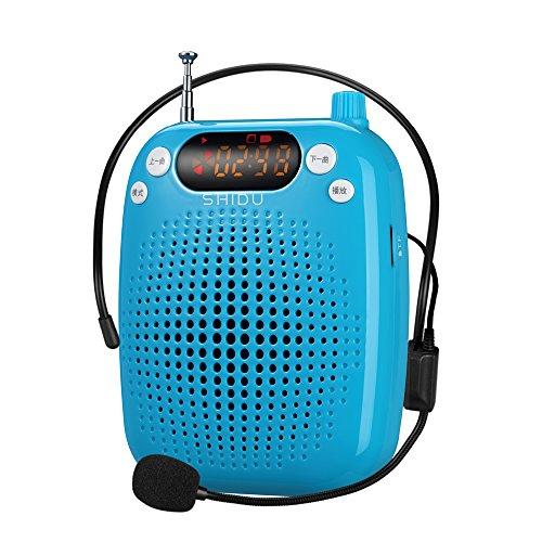 SHIDU Amplifier Waistband Microphone Intelligent