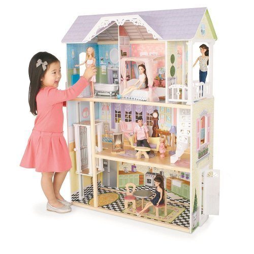 Imaginarium Pretty Garden Mansion By Toys R Us