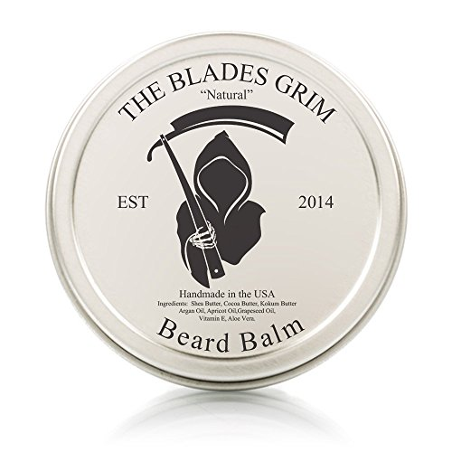 Blades Grim Beard Handmade Natural product image