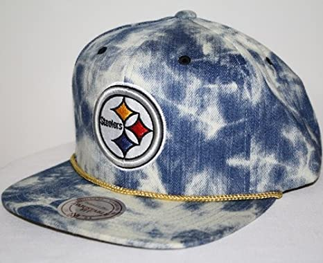 aee6160ee Image Unavailable. Image not available for. Color  Pittsburgh Steelers  Mitchell   Ness ...