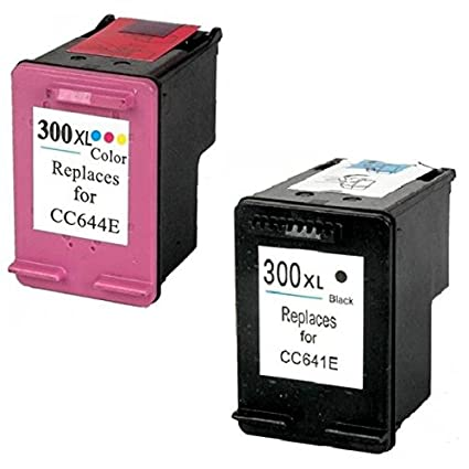 Prestige Cartridge 2 Cartuchos de Tinta para HP Deskjet D1660 ...