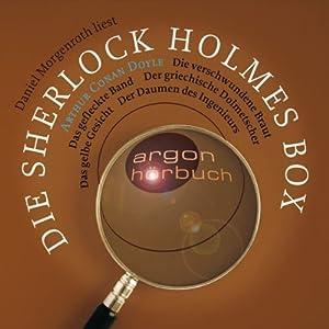 Der griechische Dolmetscher und andere Sherlock Holmes Abenteuer Hörbuch