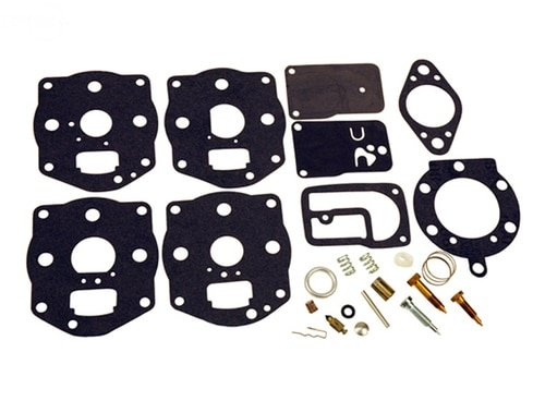 Carburetor Body - Briggs & Stratton 694056 Carburetor Overhaul Kit